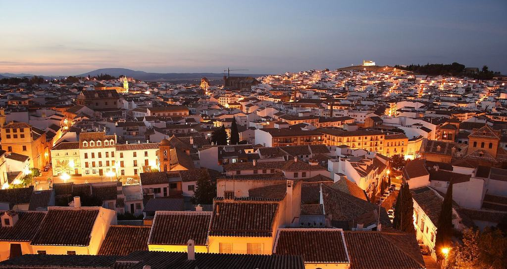 "Antequera – ""the heart of Andalucia"""