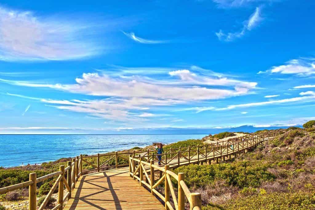 cabopino-beach