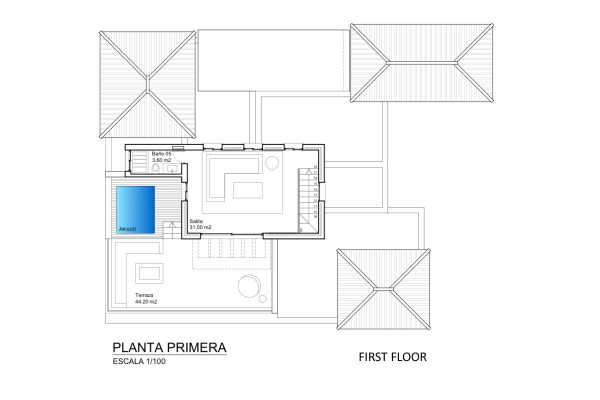 Floor Plan 1stFloor