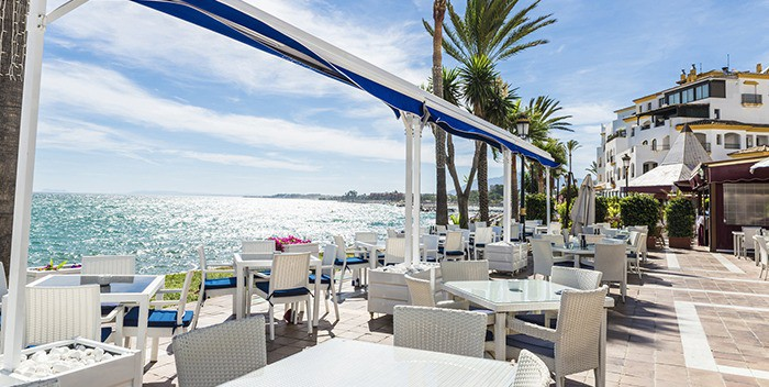 Best restaurants in Marbella