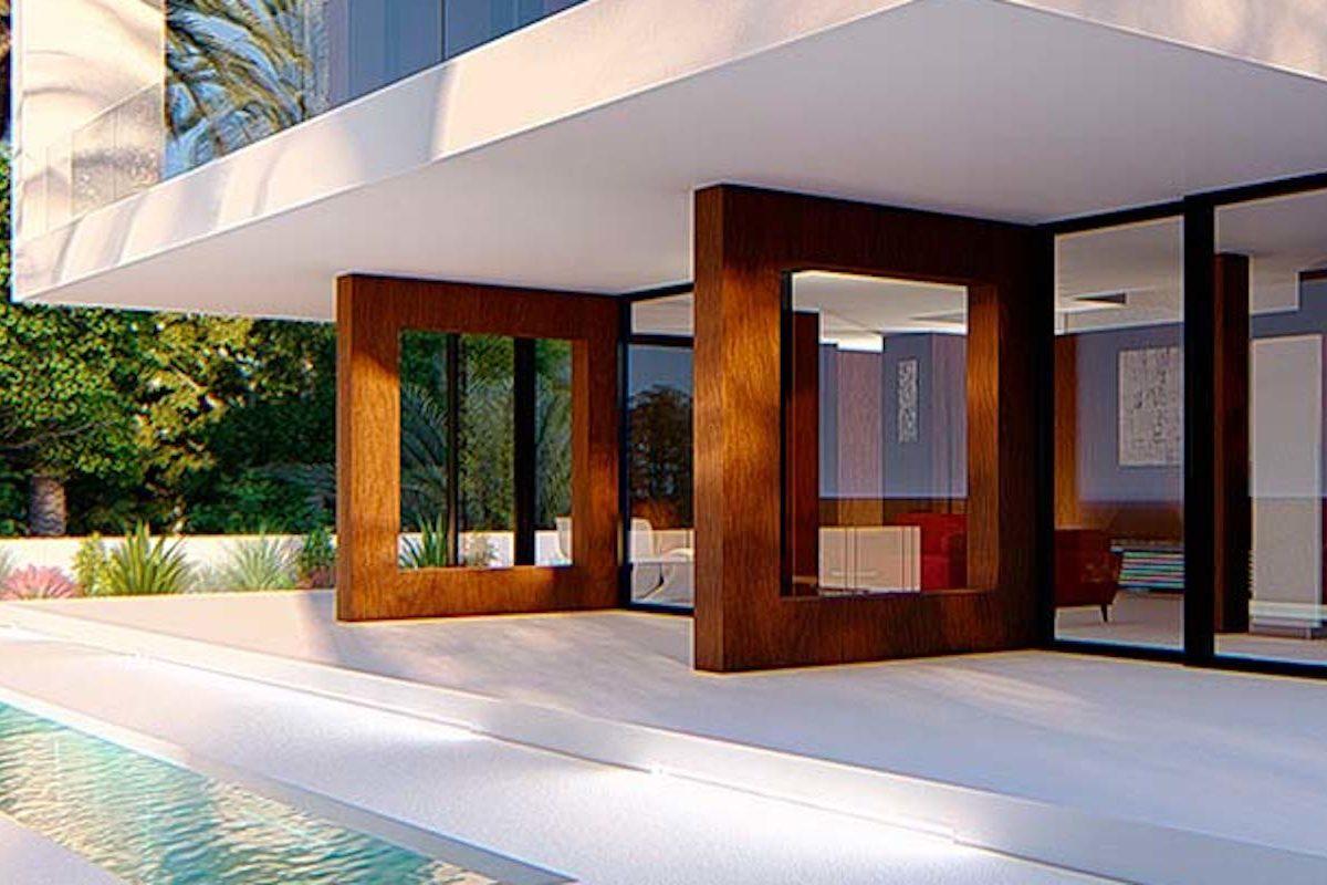 -Side-facade
