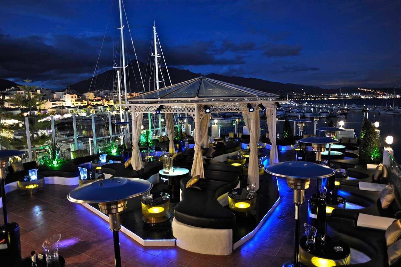 puerto banus marbella nightlife